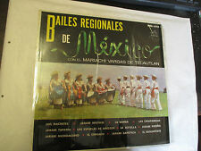 Lp 33 t bailes regionales de mexico con el mariachi vargas de tecalitlan