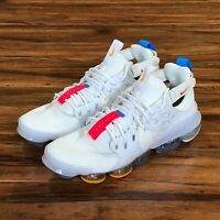 Nike Air VaporMax D/MS/X Off White Blue Red AT8179-100 Men's Size 9.5, 10.5, 12