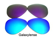 Galaxie Verre de Rechange Ray-Ban RB3025 Aviateur Bleu   Violet 58mm  Polarisé 69c2ce13f7cf
