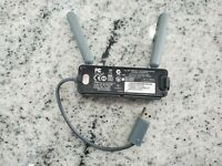 Microsoft Xbox 360 Wireless Dual Networking Adapter TESTED Free Fast S/H