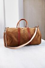 Fleabags Rummage Duffel Bag MSRP: $315 New Urban Outfitters Brown