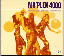 MO'PLEN 4000 Glamorous Boogie Grooves for a Fashion Lifestyle 18 track CD Irma