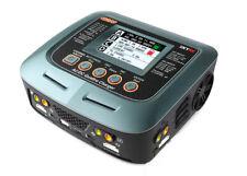 SkyRC Q200 AC/DC Ladegerät LiPo 1-6s 10A 2x100W 2x50W Auch für LiHV! Bluetooth