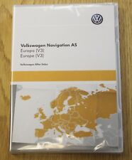 Genuine VW Polo Passat Sat Nav Navigation Carte SD Europe V3 2016 3G0919866H NEUF