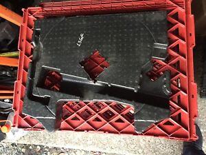 #MERCEDES-BENZ SL500 EMERGENCY TOOL KIT FOAM BOX LUG WRENCH  A2306841037