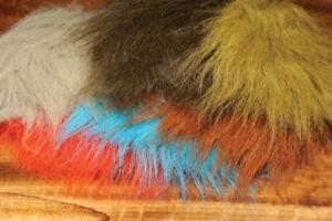 Extra Select Craft Fur Hareline Dubbin