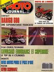 MOTO JOURNAL 1022 Essai Road Test KAWASAKI ZXR 750 SUZUKI GSX-R 1100 BARIGO 600