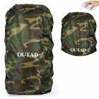 Outdoor Rain Cover Backpack Water Resistant Waterproof (S/M/L) w/15-88L Capacity