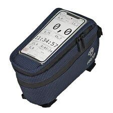 NC-17 Connect Smartphone Tasche XL für Oberrohr blau