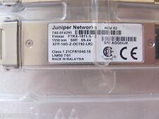 XFP-10G-Z-OC192-LR2   NEW Juniper 10GE XFP PN:  740-014291