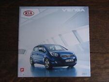 KIA Belén prospectus/depliant/brochure, d, 3.2011 + liste de prix 6.2011