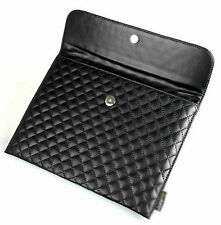 Tablet Travelling Pouch, Black - Fits iPad/ Galaxy/ Most Tablets 7 - 10 inches