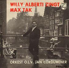 "WILLY ALBERTI – Willy Alberti Zingt Max Tak (1962 VINYL EP 7"")"