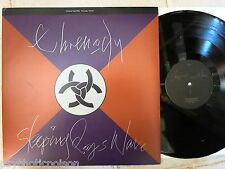 SLEEPING DOGS WAKE - THRENODY  LP  One Little Indian TPLP27