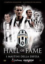 DVD N°11 I MASTINI DELLA DIFESA FC JUVENTUS HALL OF FAME CHIELLINI BONUCCI BRIO