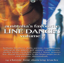 AUSTRALIA'S FAVOURITE  LINE DANCES - CD - VOLUME 7