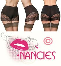Nancies Lingerie Luxury Polka Dot French Cami Knickers with Swiss Lace (CAMI3)