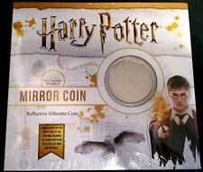 Harry Potter mirror or silhouette coin Hogwarts Zweinstein Poudlard Netherlands