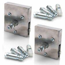 60-87 Chevy Truck Power Window Crank Switch Kit - 2 Doors AutoLoc AUT9D6AB2 rat