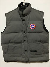 Canada Goose Men's Vets Grey - Size L , Pre-owned