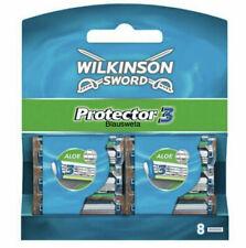 Wilkinson Sword Protector 3 Rasierklingen OVP freie AUSWAHL 6 8 16 24 32 40 80