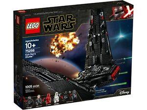 LEGO 75256 Star Wars Kylo Ren's Shuttle (BNIB)