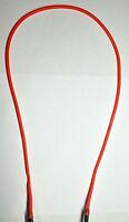 5 x Ersatzgummi für Futterschleuder  Rot  Länge 60cm