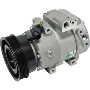 Fits Kia Forte 2.0L 2.4L 2010 2011 2012 2013 NEW AC Compressor CO 11090C