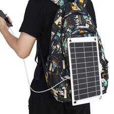 Portable Outdoor Ultra Light Solar Panel Charger for Cellphone Camera Travel