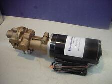 New Oberdorfer Bronze Rotary gear pump N991-32 12V 12vdc marine automotive oil