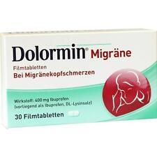 Dolormin Migräne Filmtabletten  30 st     PZN 1754592