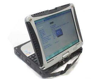 Panasonic Toughbook CF-19 Core 2 Duo U7500 1.06GHz 4GB RAM NO OS  - 630 HOURS