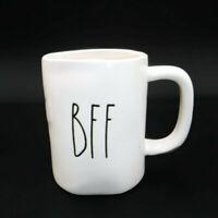Rae Dunn Artisan Collection by Magenta BFF MUG Ivory Farmhouse Coffee Tea Cup