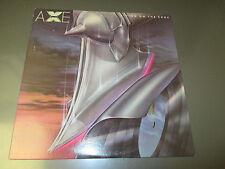 1980 Axe – Living On The Edge LP MCA Records – MCA-3224 EX/VG+