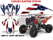 Amr racing Graphic Kit ATV yamaha raptor 125/250/350/660/700 stars N bande B