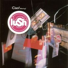 LUSH - CIAO! BEST OF (RE-ISSUE-COLOURED VINYL) 2 VINYL LP NEW+
