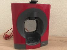 Nescafe Dolce Gusto Oblo Krups Coffee Capsule Machine Red        b