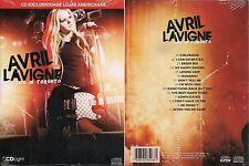 CD AVRIL LAVIGNE - LIVE IN TORONTO (BRAZIL EXCLUSIVE) ULTRA RARE CALGARY AUDIOS