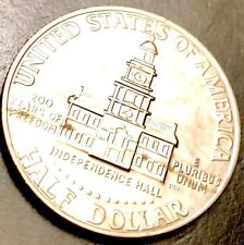 1776-1976 KENNEDY HALF DOLLAR EXCELLENT LUSTER NICE TONE