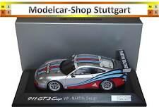 Porsche 911 GT3 Cup VIP Spezial - MARTINI Design - Limited Edition - Spark 1:43