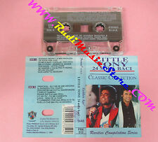 MC LITTLE TONY 24 mila baci 1994 italy golden age FREMUS FRK512 no cd lp vhs dvd