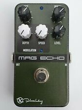Keeley Electronics Mag Echo Modulated Tape Delay Pedal echoplex style mint cond'