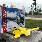 2.4G Glider RC drone SU35 Fixed wing airplane Hand Throwing foam dron Electric