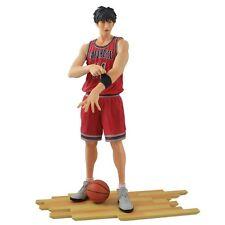 """SLAM DUNK Shohoku Player No.11 Rukawa Kaede 9.5"""" / 24cm PVC Figure NO Box Red"""