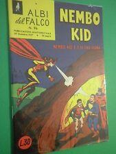 CY   ALBI DEL FALCO NEMBO KID (Superman) N. 96 Ristampa Anastatica