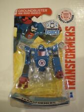 TRANSFORMERS Robots in Disguise Legion Class *GROUNDBUSTER* Combiner Force