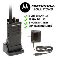 Motorola RMV2080 8 Channel VHF Business Two Way Radio