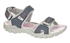 Ladies PDQ L498 Touch Fasten Summer Casual Comfort Holiday Sandals