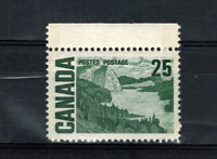 CANADA SCOTT 465pi HB DEX MINT NEVER HINGED
