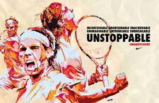 "052 Rafael Nadal - Top Tennis Player Sports 21""x14"" Poster"